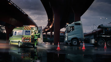 Volvo Truck Assistance