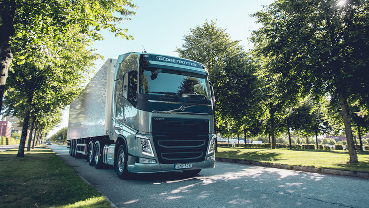 """Volvo FH"""