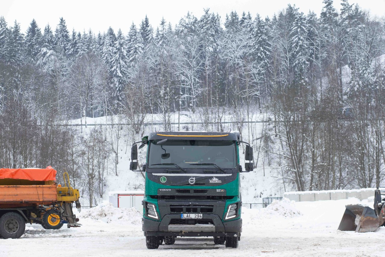 """""""Trantera"""" savo sėkmę sieja ir su pasaulinio lygio prekės ženklu """"Volvo"""""""